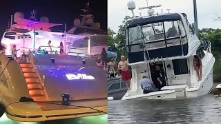 Boat Fails and Wins 2021 - Best of The Week June   Part 20