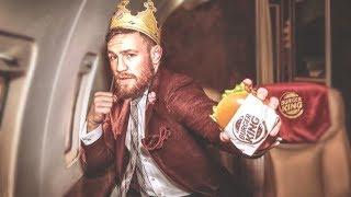Conor McGregor - Burgerking Werbung Fake!
