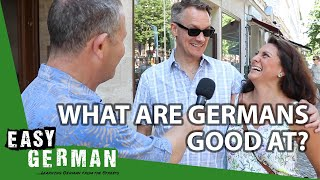 What Germans think they are good at | Easy German 301