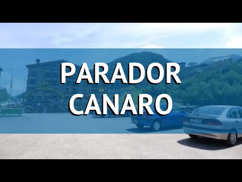 PARADOR CANARO 4* Андорра Сольдеу обзор – отель ПАРАДОР КАНАРО 4* Сольдеу видео обзор