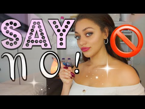 how to say no to dating a guy