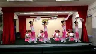 同善堂中學第二屆中國舞