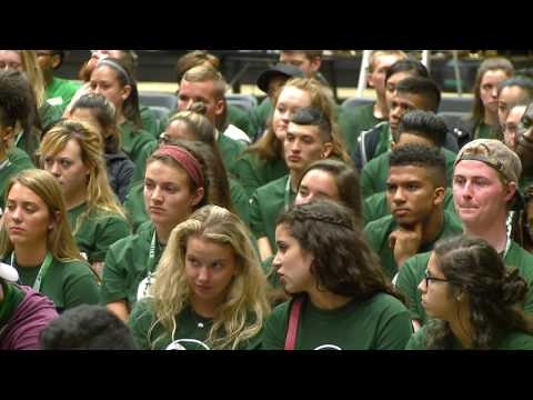 2016 Ram Welcome Convocation at Colorado State University