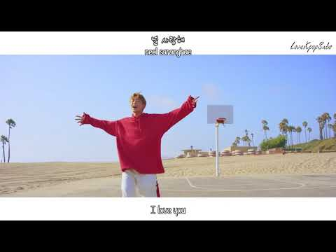 Bobby - I Love You (사랑해) MV [English subs + Romanization + Hangul] HD