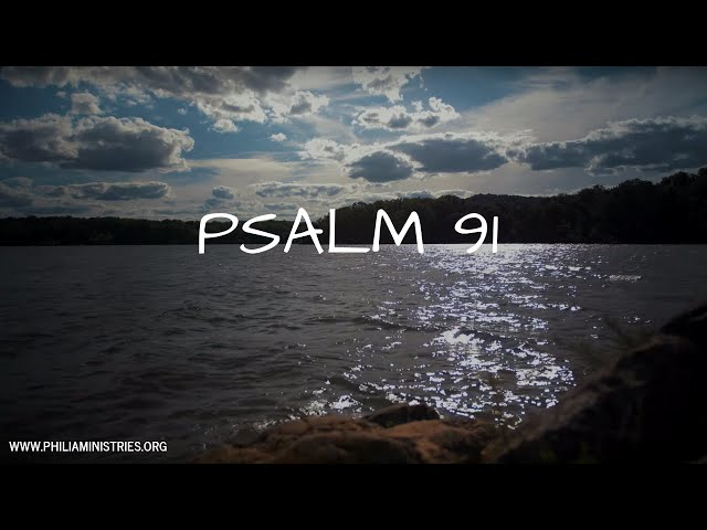 Psalm 91 AUDIO BIBLE (TLV) // INSTRUMENTAL WITH WORDS