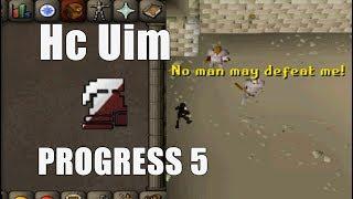 [HcUim] Progress 5 - Started combat + Recruitment drive