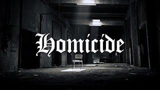 """Homicide"" - 90s OldSchool Type Freestyle Beat | Hip-Hop Boom Bap Type Beat | Antidote Beats"