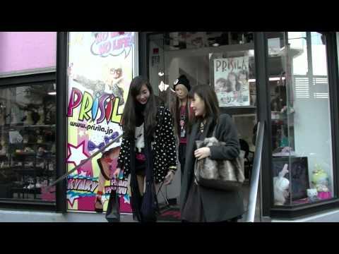 Alodia's Tokyo Life #4: Enjoying Harajuku with a Charismatic Blogger