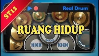 Download ST12 - RUANG HIDUP | REAL DRUM COVER