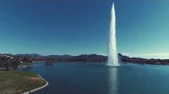 Fountain Park, Fountain Hills, Az | GNARLYDRONEMAN.com 602-369-7414 Ask for Gnarly Drone Man.