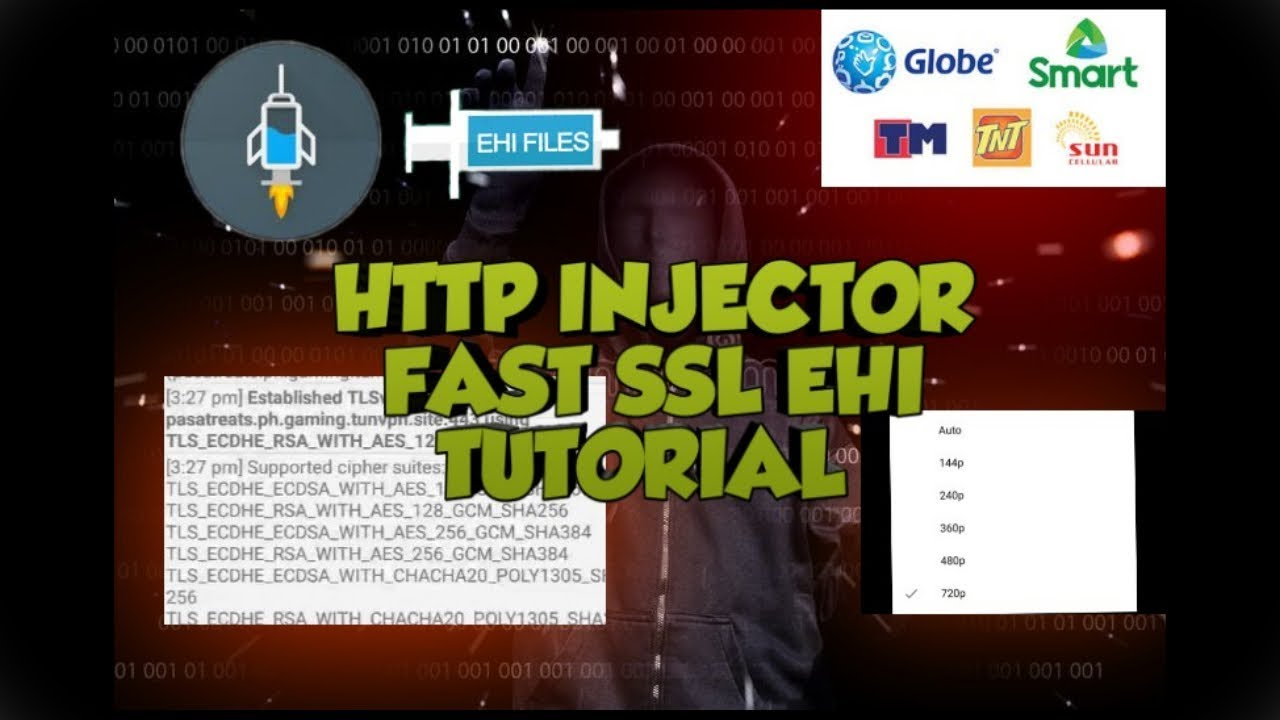 HTTP INJECTOR: FAST SSL EHI TUTORIAL