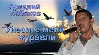 Аркадий Кобяков Унесите меня журавли ( очень душевно...красотище)