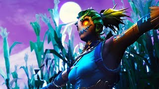 SCARECROW ORIGIN STORY | A Fortnite Film