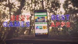 Best Android Apps and Games - February 2018 + Wallpaper Pack