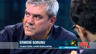 Yılmaz Özdil / Enver Aysever / Aykırı Sorular / CNN TÜRK 24.09.2013 Tamamı