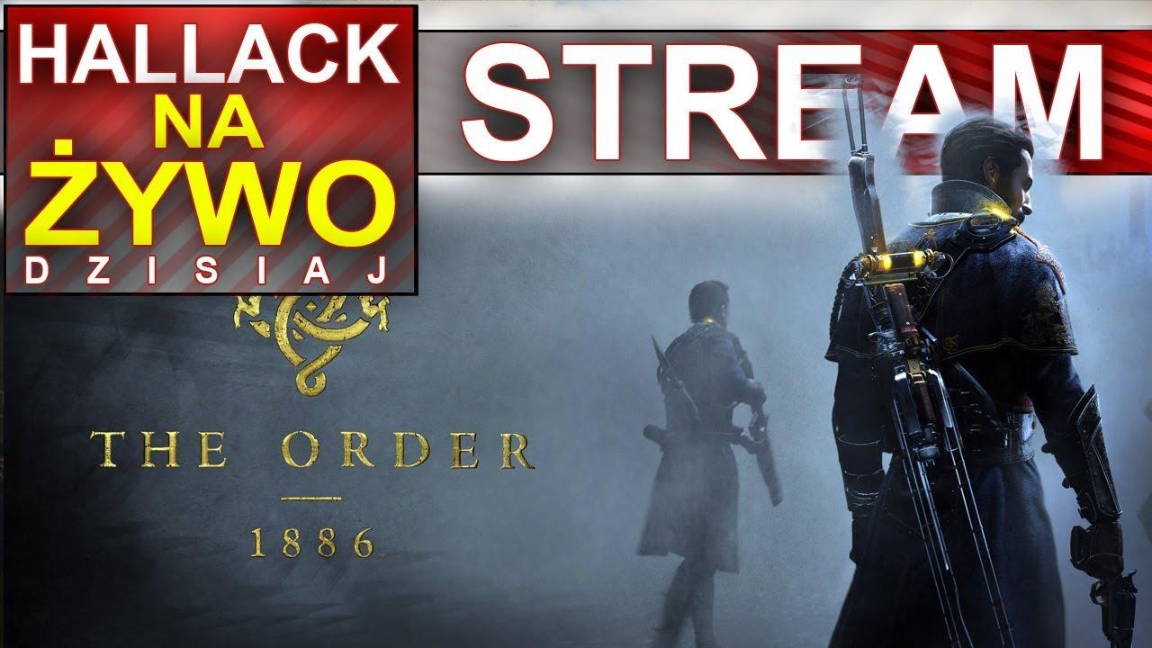 Hallack na żywo – The order 1886 – PS4 – zakończenie gry