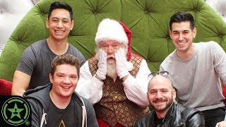 We Give Back This Christmas - Achievement Hunter Holiday Video