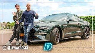 De enige Mustang Bullitt in Nederland! // DAY1 Auto van Chris Riemens (FHM)