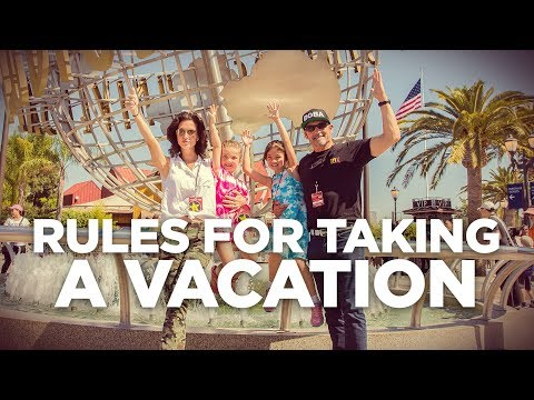 Rules for Taking a Vacation - The G&E Show