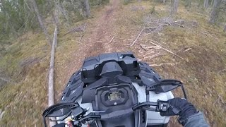 First Ride on the Can-am Outlander 1000