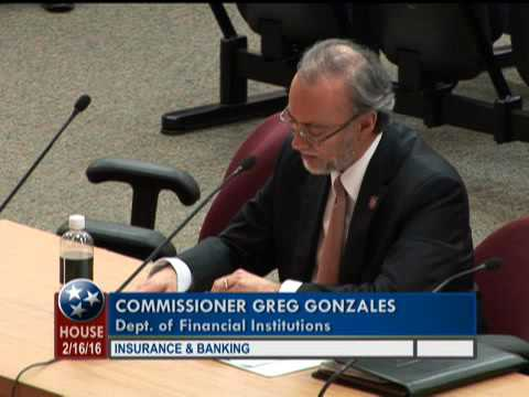 TN Banking Commissioner: CFPB Payday Lending Proposal Will Harm Consumers
