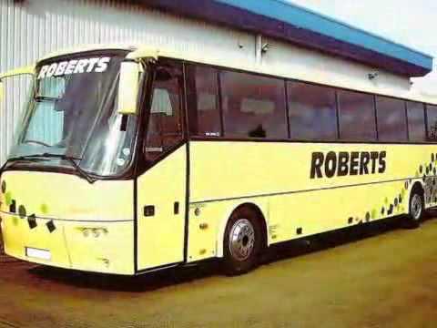 Roberts Coaches Youtube