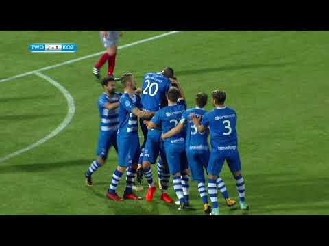 Samenvatting PEC Zwolle - Kozakken Boys:3-2