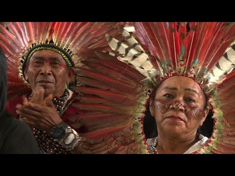 Indigenous peoples gather before historic pope meeting in Peru