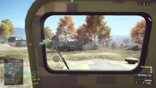 Battlefield 4 - Conquest Caspian Border 2014 - Weapon AS VAL - Gameplay Full Map 64 Hardcore