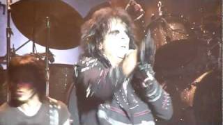 Alice Cooper - I'll Bite Your Face Off (Live - Manchester Apollo, UK, Oct 2011) [HD]