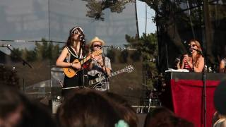 She & Him - Gonna Get Along Without You Now (Governors Island, 2010)