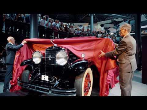 Rīgas Motormuzeja svinīgā atklāšana // Riga Motor Museum Opening event
