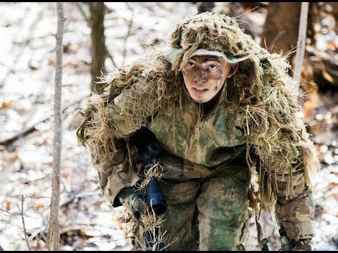 Sniper Training, 10th Mountain Division