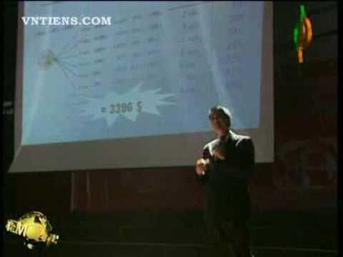 [Video]Học kinh doanh : Làm giàu qua tiêu thụ part 2