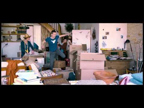 3 Zimmer, Küche, Bad - German Trailer 2012 (Jacob Matschenz, Robert Gwisdek, Anna Brüggemann) HD
