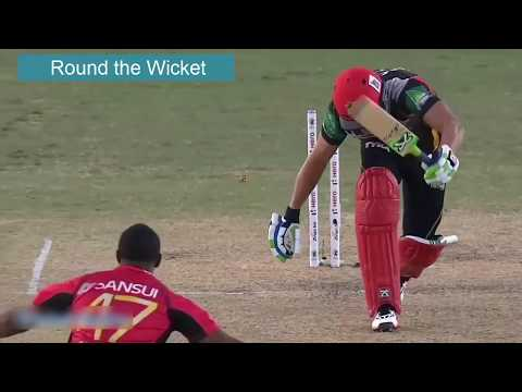 Top 10 Incredible Slow Ball Wickets in Cricket History- Total Deception