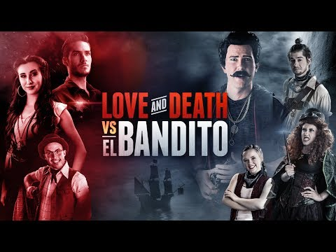 Love & Death vs El Bandito - Pickleville Playhouse Summer 2017