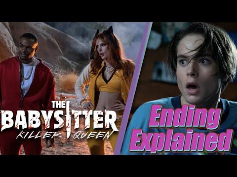 The Babysitter: Killer Queen's Twist Ending, Explained
