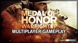 Medal of Honor Warfighter - Exclusive Multiplayer Gameplay HD - iTH