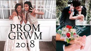 GRWM PROM 2018