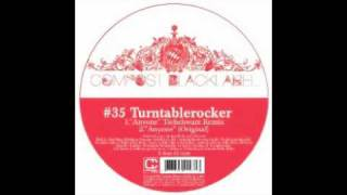 Turntablerocker - Anyone (Tiefschwarz Remix) [Compost Black, 2008]
