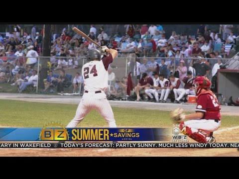 Summer Of Savings: Cape Cod, Minor League Baseball Deals