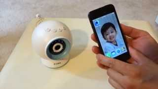 How To Setup D-Link Wi-Fi Baby Camera DCS-825L