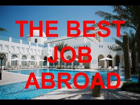 Work abroad in the luxury club (Doha): Jobs in hospitality industry in Qatar: ClarusApex