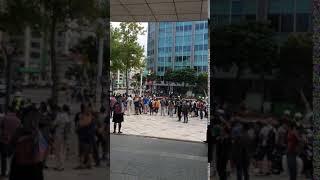 LGBT parade in Taipei, Taiwan, Oct 2019 (2/6)