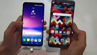Primo Confronto LG V30 vs LG G6