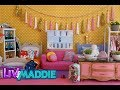 American Girl Doll Bedroom ~ Liv and Maddie