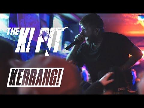 BURY TOMORROW Live In The K! Pit (Tiny Dive Bar Show)