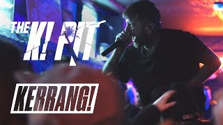 BURY TOMORROW - Live In The K! Pit (Tiny Dive Bar Show)
