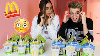 HAPPY MEAL Challenge! 🍔🍟 (WAS ist in der Box)